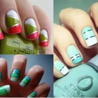 Creative nail design training