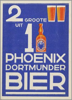 From the collection: 150 years of advertising in the Netherlands.