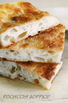 focaccia with yoghurt Cooking Bread, Bread Baking, Cooking Recipes, Scd Recipes, Empanadas, Focaccia Pizza, Homemade Dinner Rolls, Homemade Breads, Food Truck Business