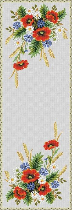 Lovely, vintage, hand made nee Ribbon Embroidery, Cross Stitch Embroidery, Embroidery Patterns, Cross Stitch Heart, Cross Stitch Flowers, Cross Stitch Designs, Cross Stitch Patterns, Embroidery Techniques, Fabric Painting