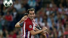Diego Godin is a key player for Atletico.