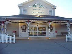 Yoder's Amish store in Shipshewana, Indiana. We love going there in the fall