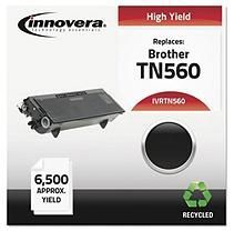 Innovera TN560 Remanufactured Laser Toner Cartridge, Black