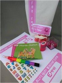 Zuckerbohnen Wundertüte, Wunsch-Wundertüte, Wundertüten für die Kids mit tollem und gut durchdachtem Inhalt zum Spielen, Malen und Naschen