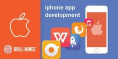 Brill Mindz iPhone app Development Company has tremendous professional expertise in iOS application development, game development and also custom mobile application development.