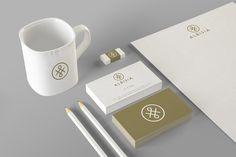 Albisia | Branding on Behance