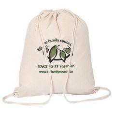 Economical Sport Cotton Drawstring Bag Cinch Packs drawstring ...