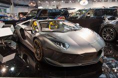 2014 Mansory Carbonado GT
