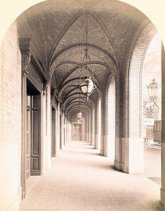 1871 Berlin, Potsdamer Bahnhof, Seiteneingang, Hermann Rückwardt Berlin, Potsdamer Platz, Taj Mahal, Building, Travel, Door Entry, Viajes, Buildings, Destinations