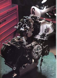 The Honda Works Racing Motorcycles and Motorcycle Engine, Motorcycle Design, Racing Motorcycles, Vintage Motorcycles, Honda Bikes, Honda Motors, Bike Builder, Race Engines, 50cc