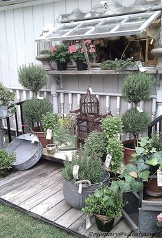 villabarnes: Shop The Shed villabarnes: Shop The Shed The post villabarnes: Shop The Shed appeared first on Vorgarten ideen. Garden Cottage, Garden Shop, Garden Art, Dream Garden, Rustic Gardens, Outdoor Gardens, Terrasse Design, Patio Design, Diy Design