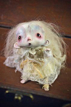 art doll ghost girl