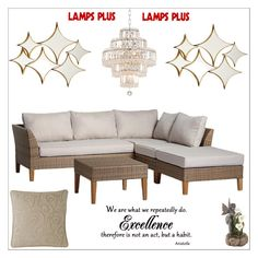 Lampsplus By Ramiza Rotic Liked On Polyvore Featuring Possini