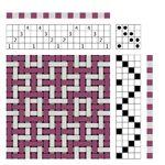 Nothing New in Weaving? - Weaving TodayNothing New in Weaving? - WeavinNothing New in Weaving? - Weaving Todayg TodaNothing New in Weaving? Inkle Weaving, Tablet Weaving, Paper Weaving, Weaving Textiles, Tapestry Weaving, Loom Knitting Patterns, Weaving Patterns, Stitch Patterns, Knitting Tutorials