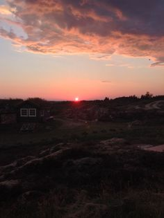 Dolmøya 11juli kl.23.06 2014 Norway, Sky, Celestial, Sunset, Outdoor, Heaven, Outdoors, Heavens, Sunsets
