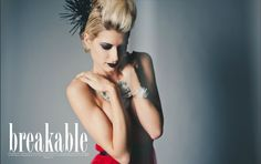 Breakable. L'une Collection by Anh Volcek www.lunecollection.com
