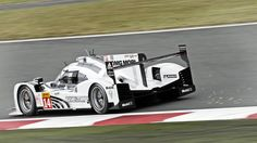 The Porsche 919 Hybrid at the WEC FIA 6 Hours of Fuji