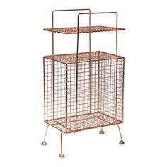 ACHICA | Weave CopperáSide Table