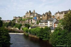 Uzerche - France. Place we call home