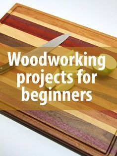 Heres 50 Great Beginner Woodworking Projects That Will Get You Comfortable With The Basics Of Building Wood Some Below Can Be