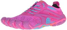 Vibram Womens VRun Running Shoe PurpleBlue 38 EU7 M US *** Find out more about the great product at the image link.