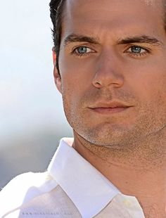 Henry Cavill <3 The hipster in me wants to put out that I thought he was hot before Superman ;P