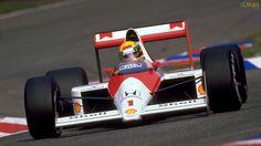 Ayrton Senna - 1989 McLaren MP5