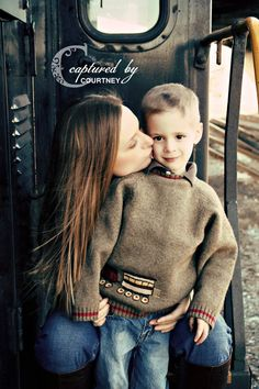 Mother-Son Photography Session {Captured by Courtney}