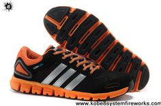 Latest Listing Adidas Climacool CC Modulate M Black Orange Silver For Sale