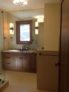Sonoma Guest House - contemporary bathroom in San Francisco by Zeitgeist sonoma featuring #NativeTrails Maestro Lotus.