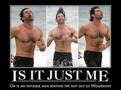 Wolverine... Awesome!