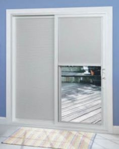 1000 Ideas About Patio Door Blinds On Pinterest Sliding