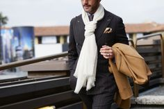 http://chicerman.com  billy-george:  Spotted on the streets of Florence  #streetstyleformen
