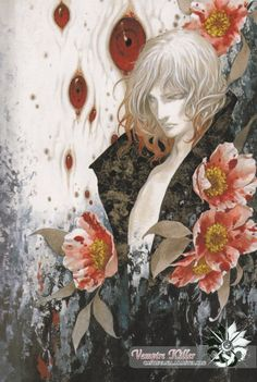 Ayami Kojima illustration
