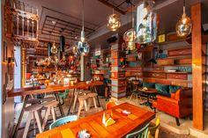 Entourage Restaurant, Bucharest