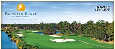Hilton Head Island - Palmetto Dunes Golf Course - nice course recommended by my husband