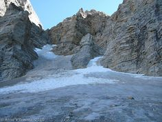 Nevada's only Glacier - Great Basin National Park