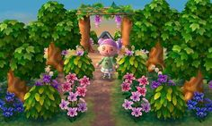 A Forest Life | Amy's Animal Crossing Blog: Inching Through Time in AC:NL | Page 5