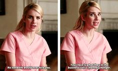 "Chanel Oberlin in Scream Queens 2x01 ""Scream Again"""