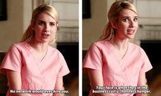 """Chanel Oberlin in Scream Queens 2x01 """"Scream Again"""""""