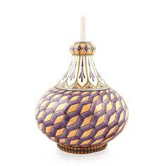 EL-AZİZ KOLEKSİYONU ÇİNİ VAZO BOĞAZLI Tulip, Vases, Lotus, Light Bulb, Elsa, Ottoman, Pottery, Home Decor, Bottles