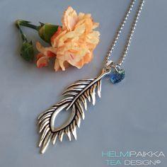 Helmipaikka Oy - Joka päivä on korupäivä - Helmipaikka. Swarovski, Necklaces, Silver, Jewelry, Bijoux, Chain, Jewlery, Jewels, Wedding Necklaces
