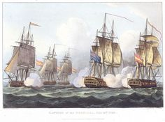 (1798, July 15) Action of 15 July - British victory over the Spanish.