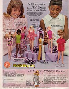Barbie & Friends 1969