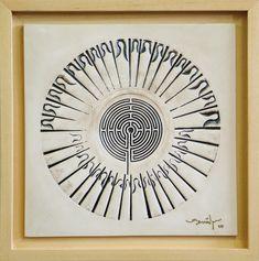 Kemal ULUDAĞ, 2010, IKONO 10.6, 38x38x2 cm, Stoneware-1200 °C