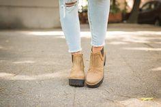 Botín Arizona ❋  #AvanceDeTemporada #HechoEnChile #LoveShoes #Otoño #Estilo #zapatosnuevos