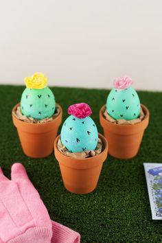 6 Ideas para decorar huevos de Pascua: manualidades pascua, huevos decorados, proyectos sencillos para hacer con niños en casa.