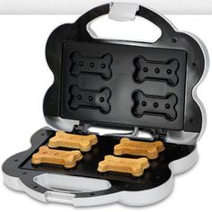 Dog Biscuits: Make Your Own With Bake-A-Bone    ---  from InventorSpot.com --- for the coolest new products and wackiest inventions.