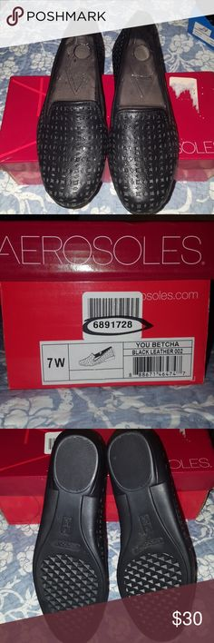Shoes Nice pair of Aerosoles has not been worn brand New AEROSOLES Shoes Flats & Loafers