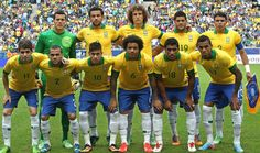 FIFA World Cup 2014 : Brazil Squad (Predicted Team 2)